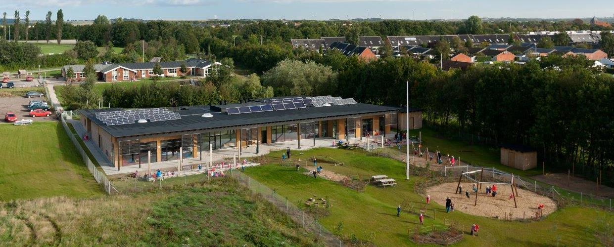 Totalentreprise Skovby Børnehus