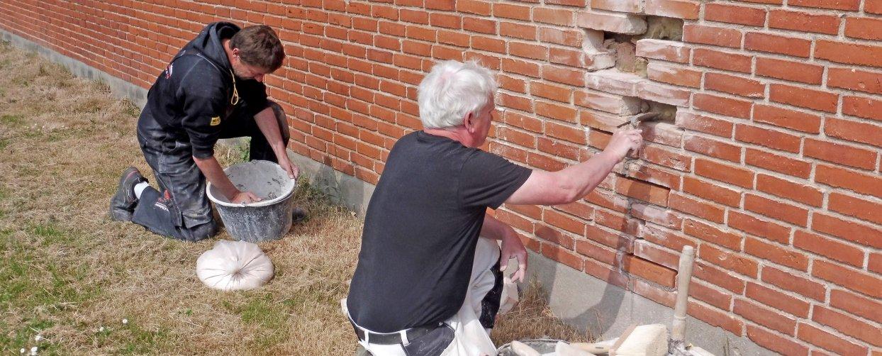 Murerarbejde Horsens Skanderborg