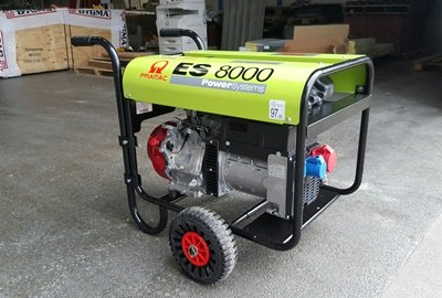 Generator Pramac es8000