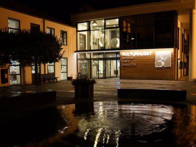 Skanderborg Kulturhus aften