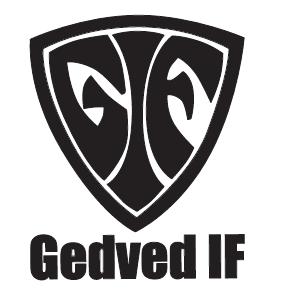 Logo Gedved IF